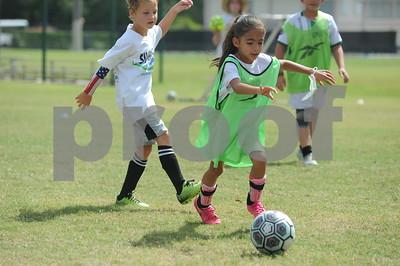 Simply Soccer Camp Week 6 July 27-31, 2020