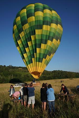 Ballooning in Italy 2018