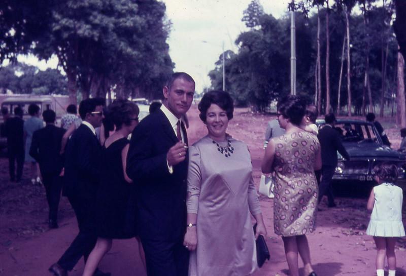 Manuel Jorge e Ilda Jorge / no Lucapa