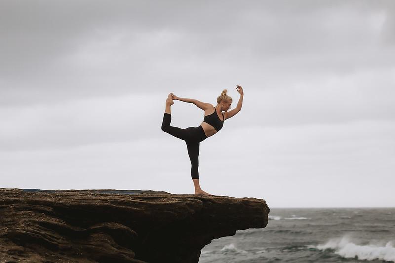 Yoga Shoot