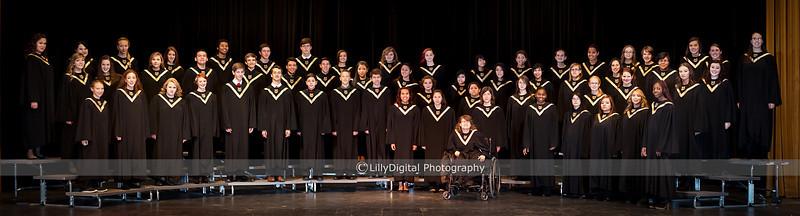Cibola HS Choir