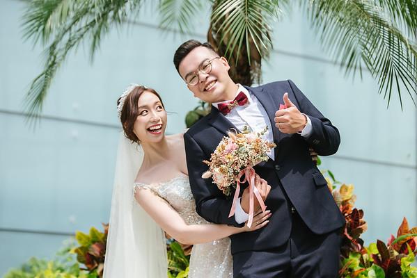 WEDDING 台北婚禮|Mega 50 鼎鼎宴會廳