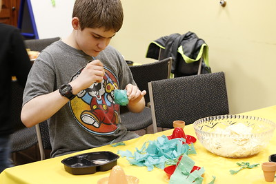 Tacos for Tween and Teens at North Ridgeville library