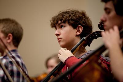 Rehearsal February 4,2011