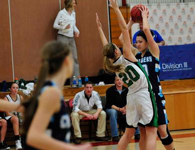 Girls Basketball - MLC Tournament