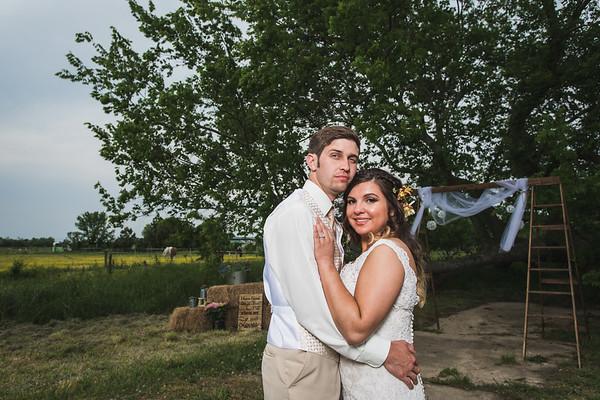 Brandon and Vanessa's Wedding