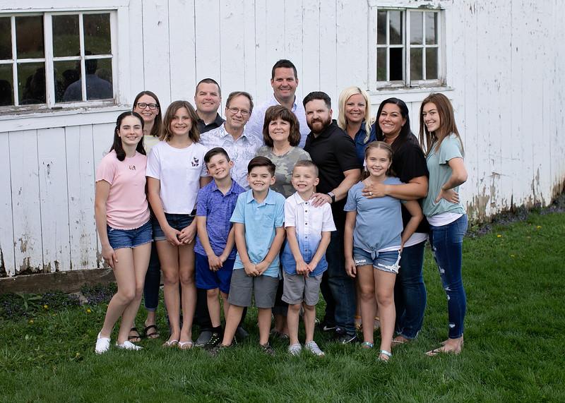 Adrieansen Family