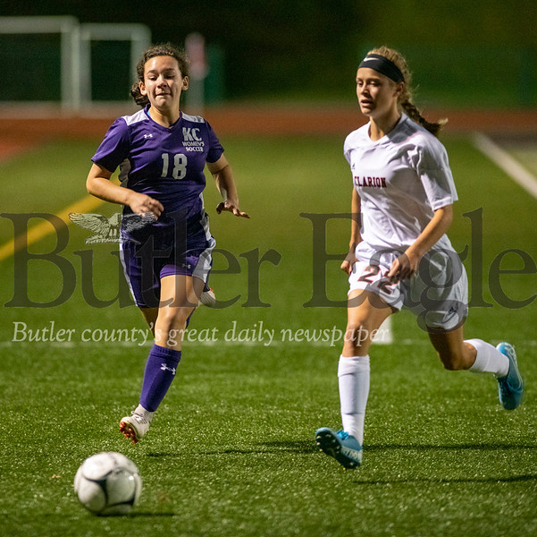 KARNS CITY VS CLARION SOCCER