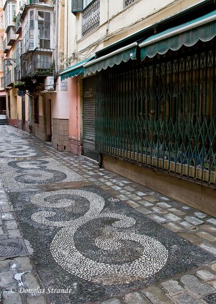 Sun 3/13 in Malaga: Tile walks