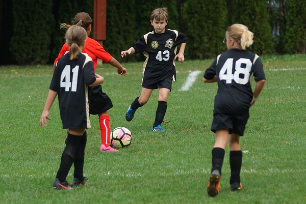 HFS CYO Fall Soccer 2016 U10 9-18-16