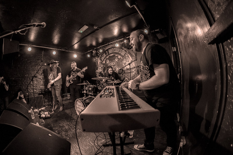 Jack J Hutchinson Band