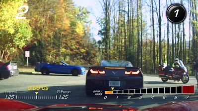 2019-11-10 Corvette Cruise Tail of the Dragon