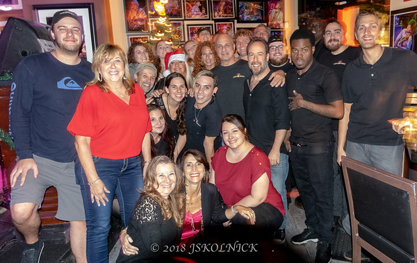 Biscuit Holiday party with The Fleetwood and Bobby Nathan 12.20.18