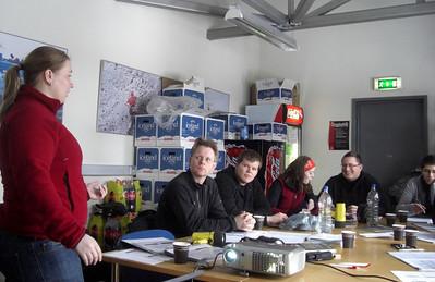 Leitartækninámskeið N1 19 og 20 mars 2011