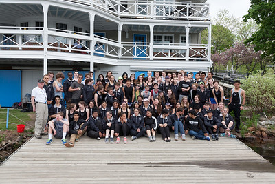 Crew Team Photos, May 2014