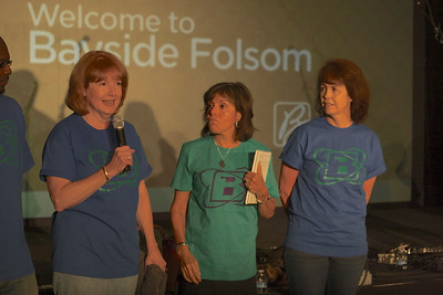 Bayside Folsom ~ 6/24/12 Services (New Pastor Intro)
