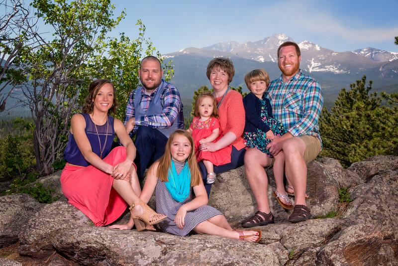 Clemons Family 06-16-2016