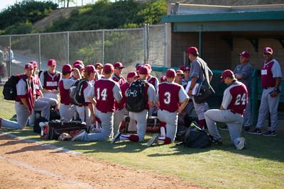 Esperanza High School Varsity Baseball 2016