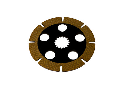 MANITOU 10 STUD AXLE BRAKE FRICTION DISC 200 X 5MM 16T F60010119