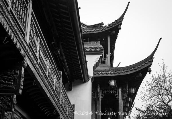 Hu Xueyan - b&w
