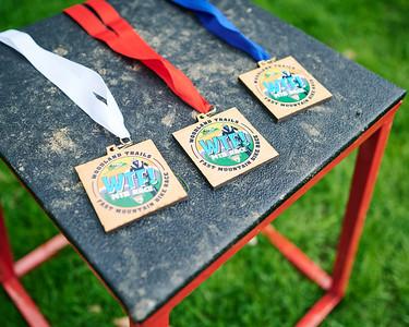 Podium--AC Daughtry Security H2H Race #2 WTF! MTB Race 4/25/21