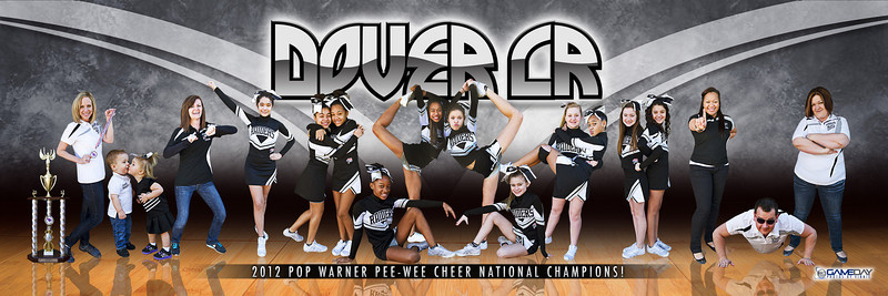 Dover CR 2012 National Champions!