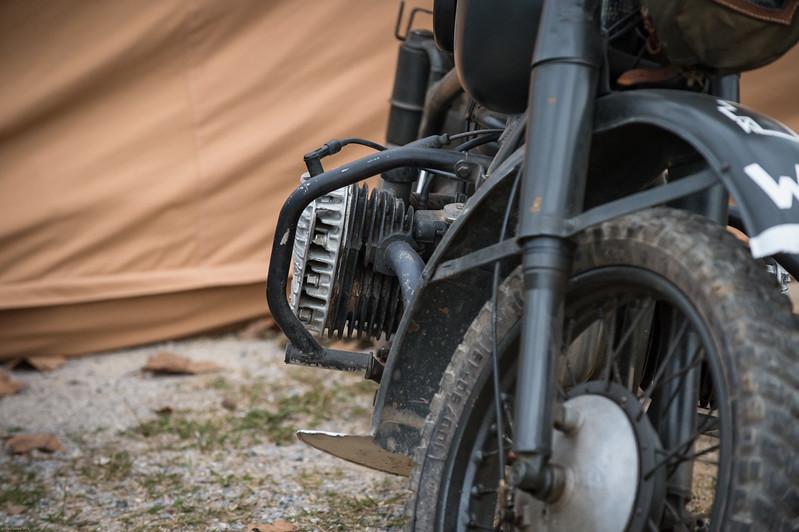 Early BMW bike
