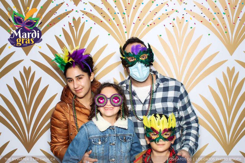 LOS GATOS DJ - The Bywater's Mardi Gras 2021 Photo Booth Photos (confetti overlay) (2 of 29).jpg