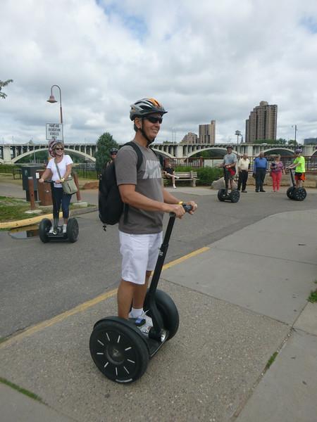 Minneapolis: August 19, 2014 (9:30 AM Tour)