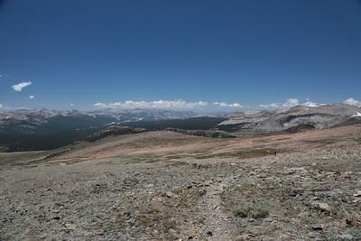 2012-07-03 Tue: Mt. Dana Hike: 04 Plateau