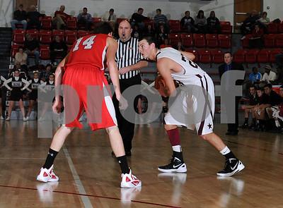 2011-2012 Ranger Basketball