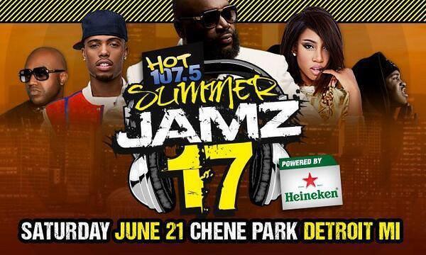 Summer Jam 2014