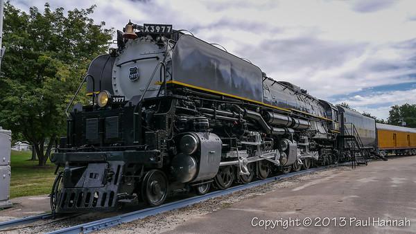 Cody Railroad Museum - North Platte, NE
