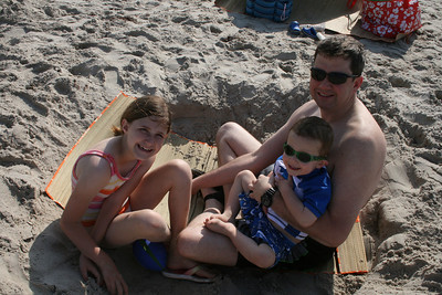 Corpus Christi Beach April 2012