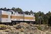 MP #52, Grand Canyon Railway, Imbleau, Arizona 2013.