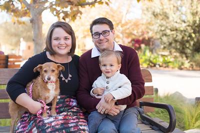 Benham Family 2016
