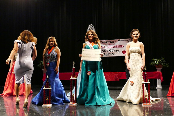 strawberry 2018 pageant