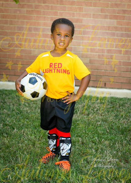 Rookie Red Lightning - TNYMCA Soccer Spring 2016