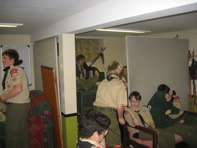 Troop Meeting - Nov 2