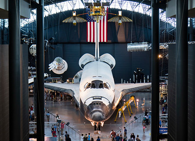 Day 16 - Udvar-Hazy and Leaving