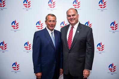 Speaker Boehner PAC VIP 8x10s Album 2