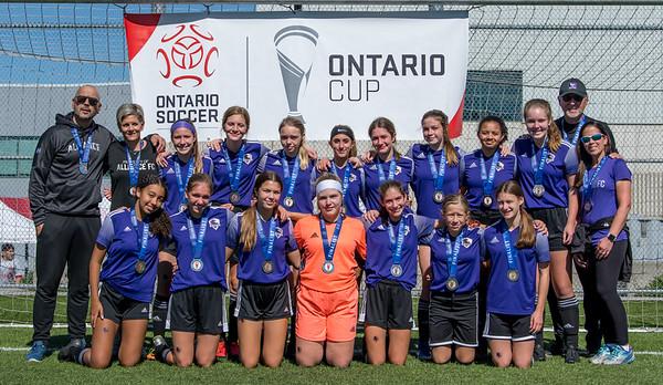 U14 Girls Alliance FC