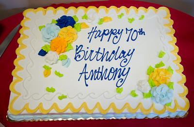 anthony 70th