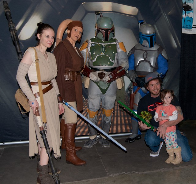 Star Wars Oregon & The 501st Legion attend Kids Fest 2017 in Portland, OR