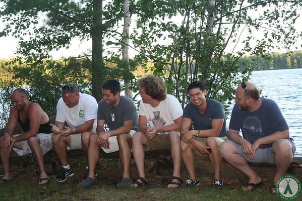 Alumni Weekend 2015 - Part Two: Activities/Cookout/Campfire