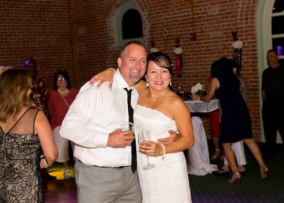 Corina & Steve Wedding