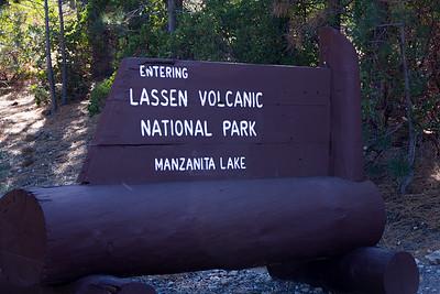 2014 Lassen Volcanic National Park