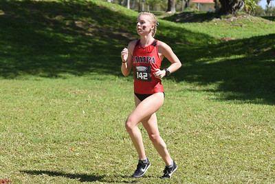 2020-21 Women's Cross Country SSC Championships