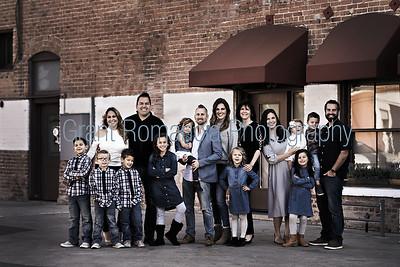 Family Couples Seniors Portrait