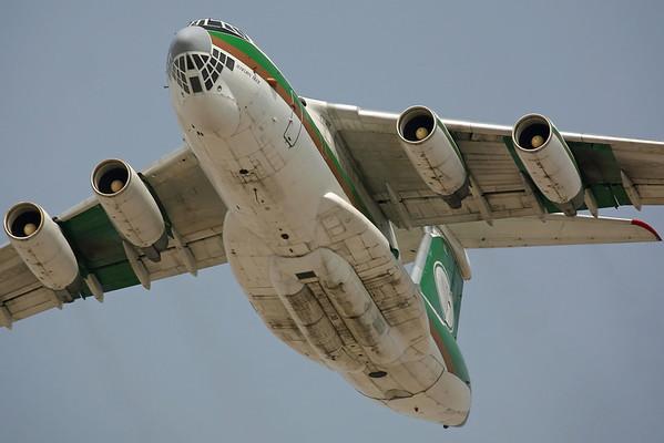 Dubai Airport 2005-